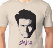 Kilgrave: Smile (black on light colors) Unisex T-Shirt