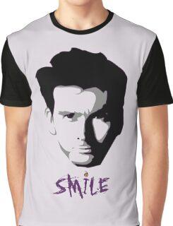 Kilgrave: Smile (black on light colors) Graphic T-Shirt
