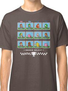 SUPER SMASH KART Classic T-Shirt