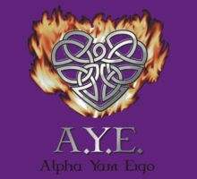 A.Y.E. Alpha Yam Ergo by megamonster1228