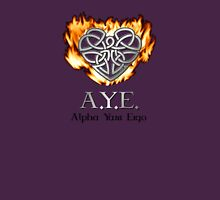 A.Y.E. Alpha Yam Ergo Womens Fitted T-Shirt
