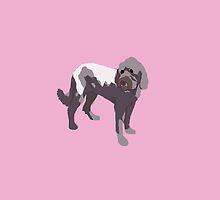 Light Pink Puppy by pupsofnyc
