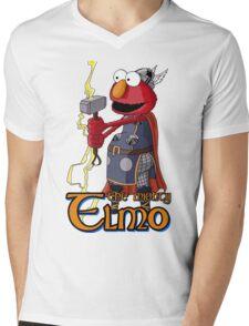 Elmo the Thor Mens V-Neck T-Shirt