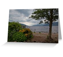 Dores Greeting Card