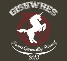 Team GenerallyStoned GISHWHES 2013 [O1] by excasperated