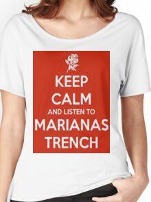 Keep Calm - Tshirt Women's Relaxed Fit T-Shirt