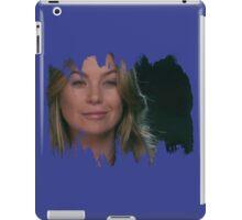 Mer Grey iPad Case/Skin