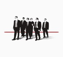 Reservoir Dogs by znojc