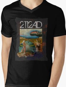 2112AD Mens V-Neck T-Shirt