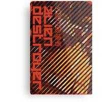 Alien Destroyer Metal Print