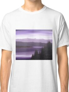 Purple Wilderness Classic T-Shirt