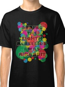 Psychedelic odd bod. Classic T-Shirt