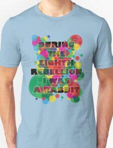 Psychedelic odd bod. Unisex T-Shirt