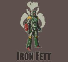 IRON FETT Kids Clothes