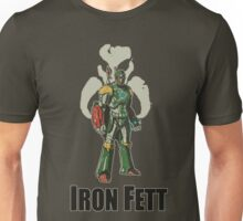 IRON FETT Unisex T-Shirt
