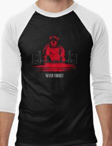 The Red Wedding (Direwolf version) Men's Baseball ¾ T-Shirt
