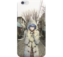 Rei in Tokyo iPhone Case/Skin