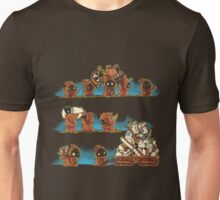 Jawas (wrong robots) Unisex T-Shirt