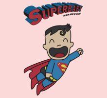 Superbaby - The baby of Steel Baby Tee