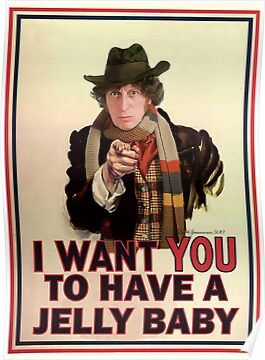 I want you to have a jelly baby by Chris Johnson