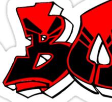 B-Boy Sticker