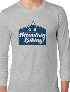 Do u dare to try? Long Sleeve T-Shirt
