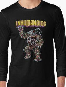 Inhumanoids D.Compose  Long Sleeve T-Shirt