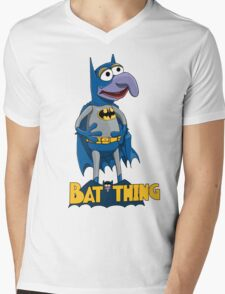 Gonzo the Batman Mens V-Neck T-Shirt
