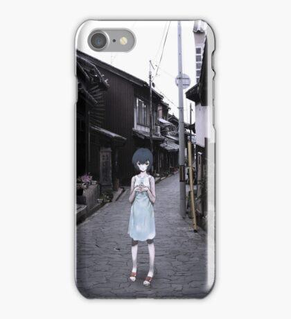 mini Rei in Tokyo iPhone Case/Skin