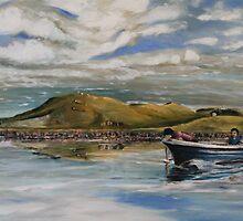 Sumburgh View by Marc-Benheim