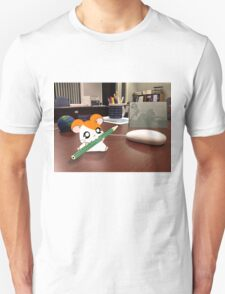 Hamtaro on my desk T-Shirt