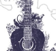 natural tune Sticker