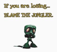 If you are losing BLAME THE JUNGLER - League of Legends by ITAMarcomerda