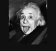 Albert Einstein Tongue T-Shirt
