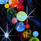 In Space by Sandy Williamson
