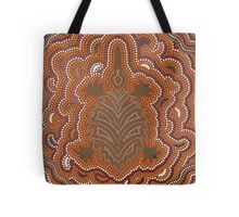 Bimaygal Djurrgal (Evening Echidna) Tote Bag