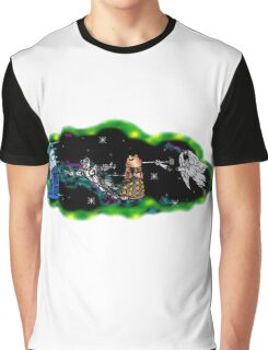 Tardis in Tow Graphic T-Shirt