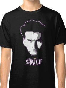 Kilgrave: Smile (white on dark colors) Classic T-Shirt