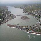 Teign Estuary Devon England by mike421