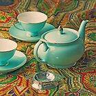 Anyone for a cuppa? by Linda Lees