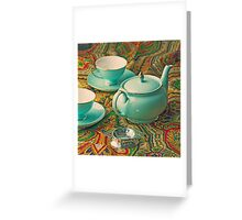 Anyone for a cuppa? Greeting Card
