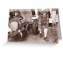 Grand Prix Historique de Monaco #2 Greeting Card