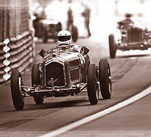 Grand Prix Historique de Monaco #3 by Stefan Bau