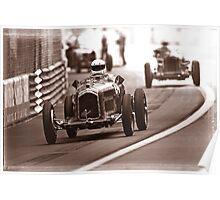 Grand Prix Historique de Monaco #3 Poster