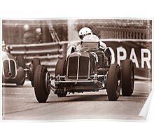 Grand Prix Historique de Monaco #4 Poster