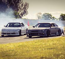 Drift Battle by JesseSheahan
