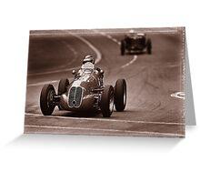 Grand Prix Historique de Monaco #5 Greeting Card