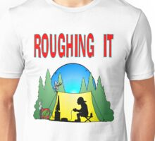 Roughing it Gamer Unisex T-Shirt