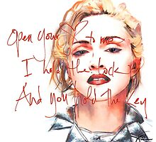 Madonna - Open your heart to me by themighty