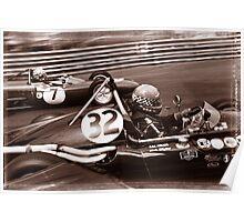 Grand Prix Historique de Monaco #8 Poster